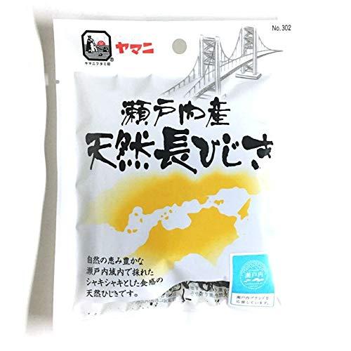 長 ひじき 天然 瀬戸内ブランド認定 瀬戸内産 乾燥 ヒジキ 12g