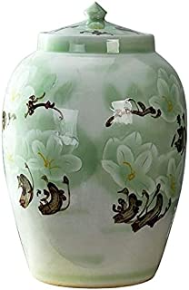 Cremation Urn Cremation urns Funeral Fountains are Adults and Pets ash mito Small Memorial Armor Ceramic Ceramic Souvenirs...