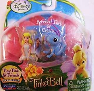 Disney Fairies Tiny Tink & Friends Pixie Series-Arrival Tink & Cricket