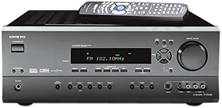 ONKYO TX-SR600 A/V Receiver (Discontinued by Manufacturer)