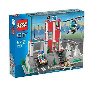 LEGO City 7892 - Krankenhaus