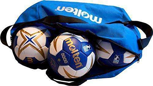 Molten - Handballtaschen in Blau, Größe 600 x 400 x 200 mm
