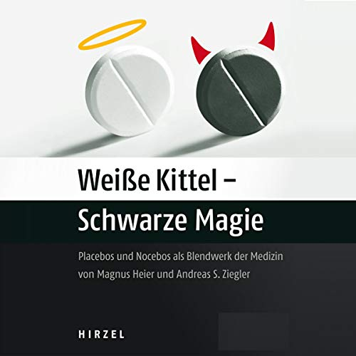 Weiße Kittel - Schwarze Magie Titelbild