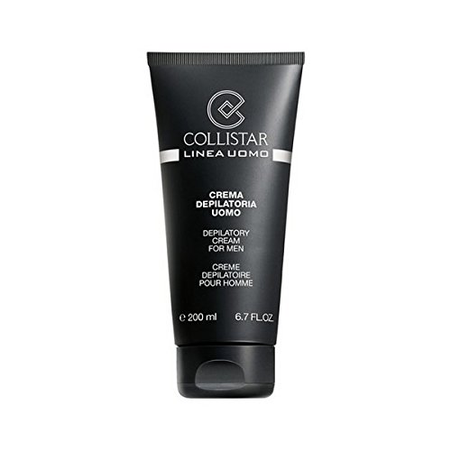 Crema depilatoria Collistar Uomo Men, 200 ml
