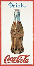 MMNGT Coca Cola Coke 1915 Bottle Retro Vintage Tin Sign TIN Sign 7.8X11.8 INCH