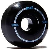 [CCS] Skateboard Wheels - 52mm, 53mm, 54mm, 56mm - 100A