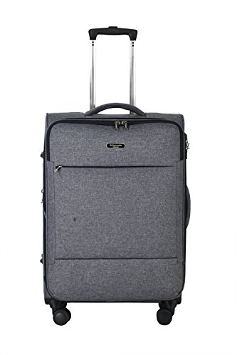 Ambassador Classic Ultra-Light Expandable Spinner Carry On Luggage-20'