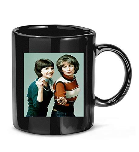 Selardoor #Penny #Marshall #and #Cindy #Williams Laverne & Shirley Coffee Mug for Women and Men Tea Cups