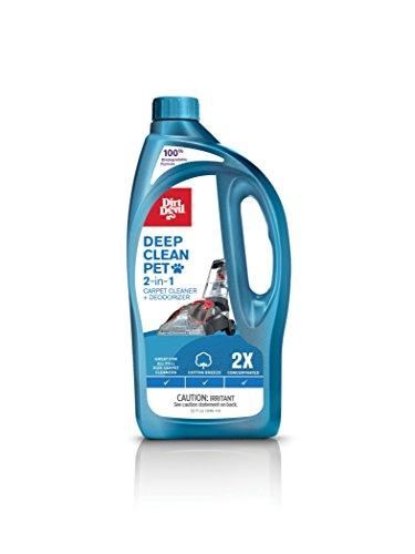 Dirt Devil AD30055 Deep Clean Pet 2X Solution Carpet Washer