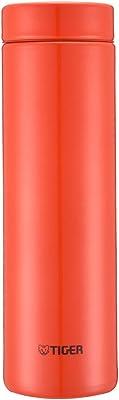 タイガー魔法瓶 水筒 スクリュー マグボトル 6時間保温保冷 500ml 在宅 タンブラー利用可 バレンシアオレンジ MMZ-A501DO