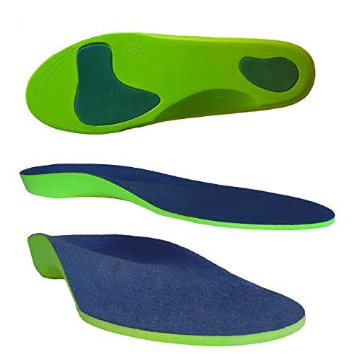 Columbia-Island Einlegesohle I Schuhsohlen I Einlagen Größe XL 46-48 Sport-Einlegesohlen