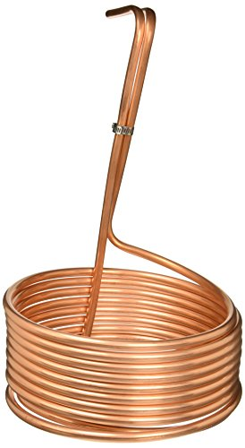 NY Brew Supply Homebrew Immersion Wort Chiller-25 Tubing