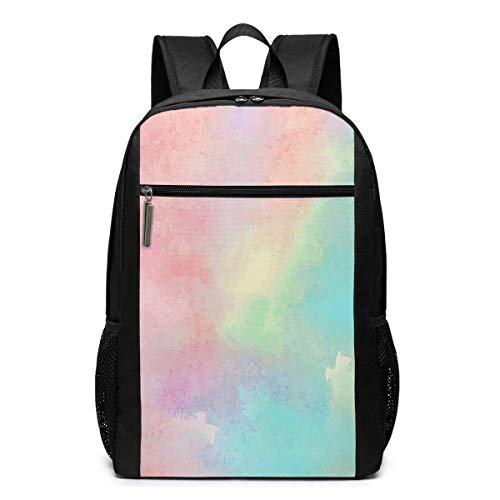 IUBBKI Colorful Pattern Casual Daypacks Fashion Popular Multipurpose Daypacks High Capacity Business Laptop Backpacks Hiking Daypacks