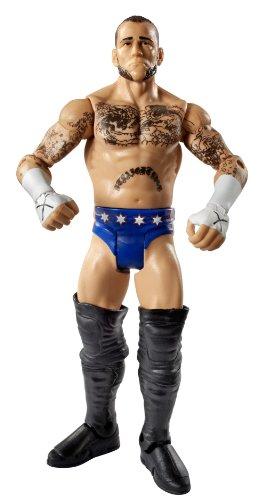 WWE Basic Series CM Punk Figure