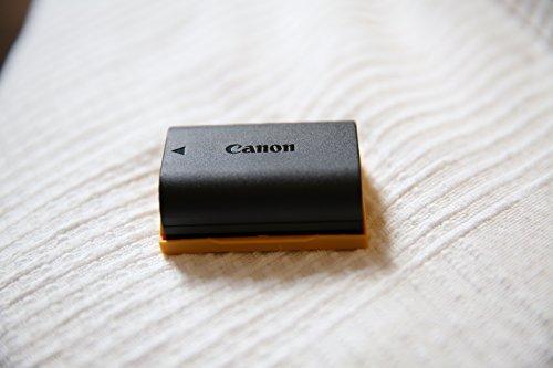 Canon LP-E6N Batteria Ricaricabile, Nero/Antracite