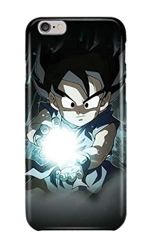 Carcasa para iPhone 8 Dragon Ball Goku Son Gohan Vegeta 28 Diseños