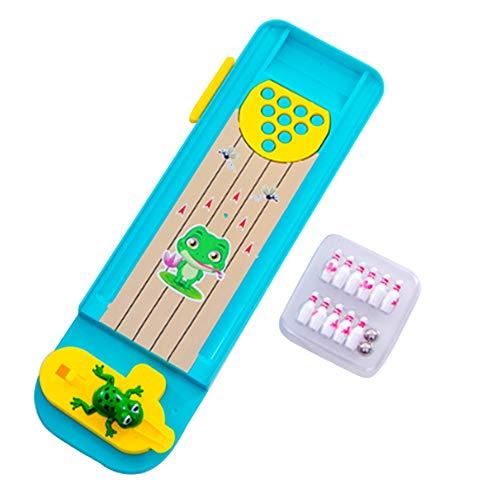 Puzzel Tafelspellen Desktop Bowling Speelgoed Kinderen Volwassenen Familiefeest Bordspel Interactief Speelgoed Voor Plezier Thuis Kantoor Tafelspel Interactieve Leuke Geschenken