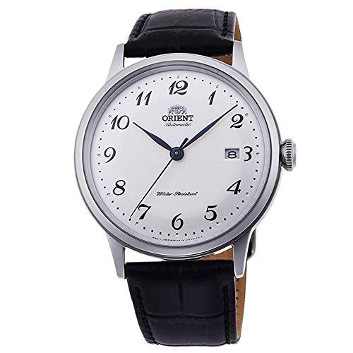 Orient Reloj Analógico para Unisex Adultos de Automático con Correa en Acero Inoxidable RA-AC0003S10B