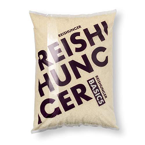 Reishunger Basics, Jasmin Reis 10 kg (2 x 5 kg) - erhältlich in 10 kg bis 250 kg