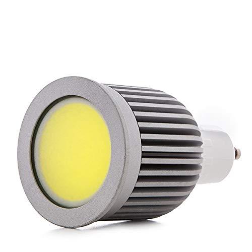 Greenice | Bombilla de LEDs COB GU10 7W 580Lm 30.000H | Blanco Natural