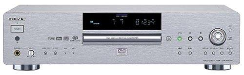 Sony DVP-NS900V/S DVD-/SACD-Player Silber