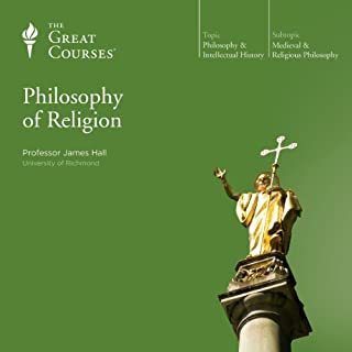 Philosophy of Religion cover art
