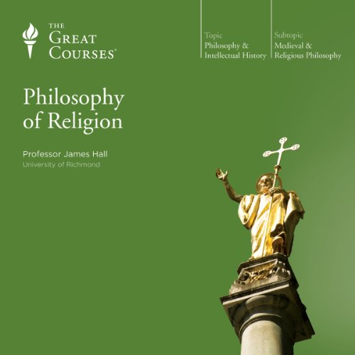 Philosophy of Religion audiobook cover art