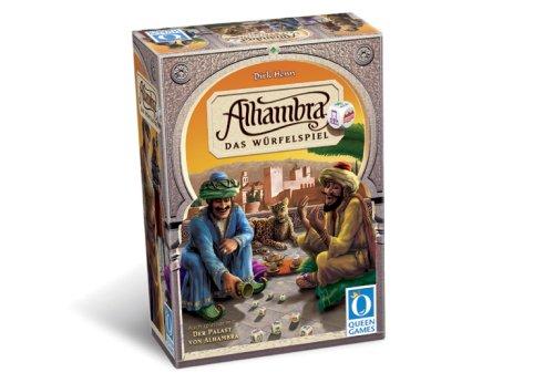Queen Games 6038 - Alhambra - Das Würfelspiel