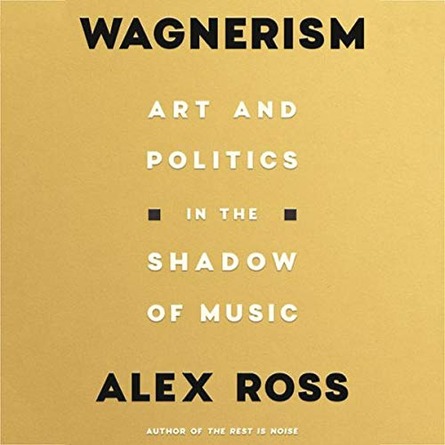 Wagnerism audiobook cover art