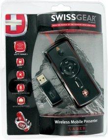 SwissGear Wireless Mobile Presenter w/Laser Pointer