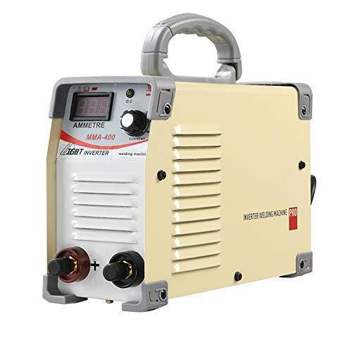 Máquina De Soldadura Eléctrica 20-160A, Soldador De Arco De Arco Portátil, Equipo De Soldadura De Soldadores IGBT con Inversor MMA Profesional, Pantalla LCD