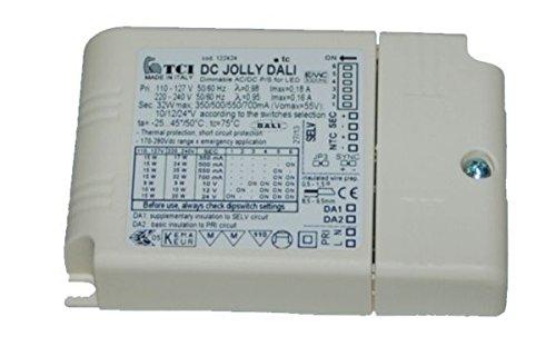 TCI Cables Convertidor DC Jolly Dali 32LED 32W 122424