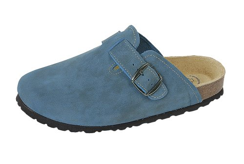 Weeger-Clog blau Gr. 40
