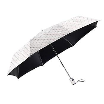 Anti-UV Summer Umbrella Windproof Waterproof Superior Automatic Parasol - Perfect Folding Umbrella with Anti-UV Coating