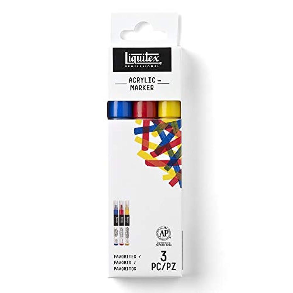 Liquitex Professional Paint Marker - Color Set