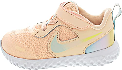Nike Revolution 5 Se, Scarpe Unisex-Bambini, Crimson Tint Multi Color Glaci, 23 EU