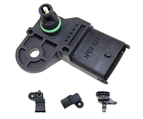 Presión del múltiple MAP Fit sensor for Mitsubishi Lancer Colt Cedia Galant Mirage VI 1,1 1,3 1,5 0261230118 0 261 230 118 MR985032
