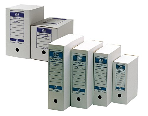 Uni-System 96580 - Archivador definitivo