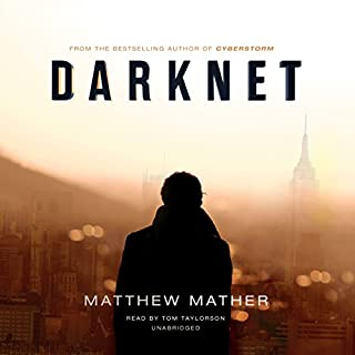 Darknet cover art