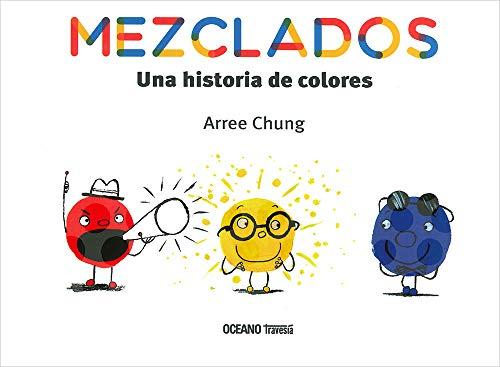 Mezclados. Una historia de colores (Álbumes)