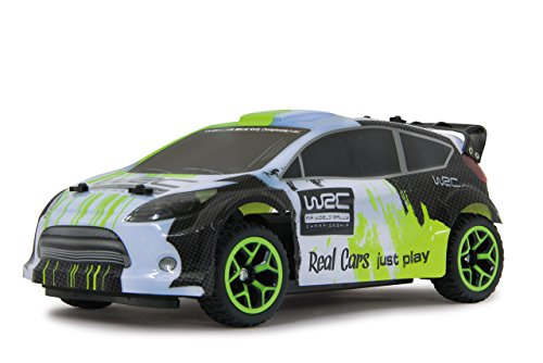 RC Auto kaufen Rally Car Bild 3: Jamara 405117 Rally Car WRC 1 18 4WD 2,4GHz voll proportionaler Fahrtenregler, Allradantrieb, gefedertes Fahrwerk vorn, Gummibereifung, Spur einstellbar, Rammschutz vorne*