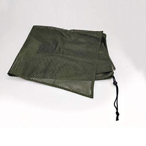 SGerste Sac à dos en filet avec bretelles en maille colombe pour chien
