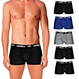 Umbro Set De 5 Boxers (5multicolor) -100% 35% Algodón / 65% Poliéster -Color...