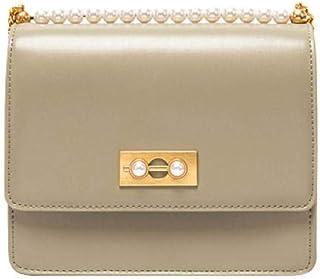 Greensummer fashion Lock Simple One shoulder Small square bag