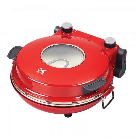 Kalorik Red High Heat Stone Pizza Oven