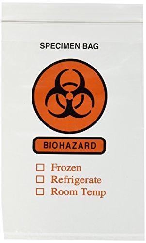 Biohazard Specimen Bags 6