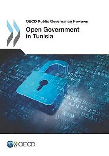 Oecd Public Governance Reviews Open Government in Tunisiaの詳細を見る