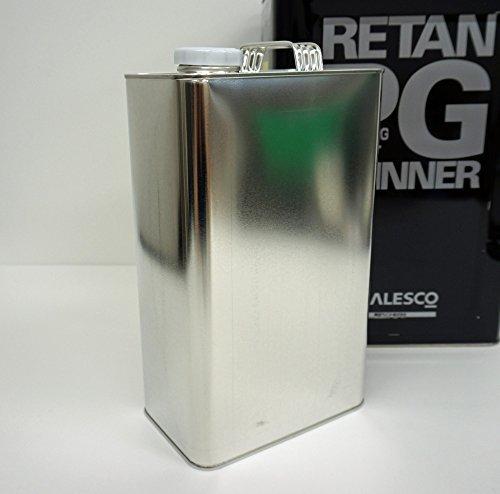 関西ペイント PG80希釈用シンナー 3kg / レタンPGシンナー 自動車用ウレタン塗料 2液 カンペ
