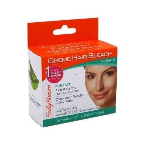 Sally Hansen Creme Hair Bleach For Face (3 Pack) by Sally Hansen