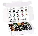 Nespresso Pro Pads Probierpaket - Starterset mit 10 Sorten á 5 Pads (Lungo Leggero, Lungo Forte, Ristretto Intenso, Espresso Leggero)
